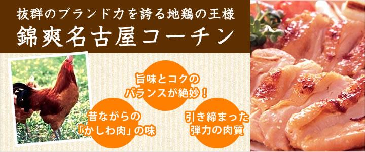 錦爽名古屋コーチン